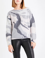 Rag & Bone Sinclair knitted jumper