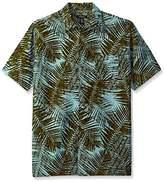 Van Heusen Men's Oasis Printed Short Sleeve Shirt
