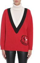 Moncler Gamme Rouge Turtleneck Sweater
