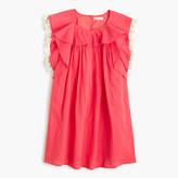 J.Crew Girls' tassel gauze dress