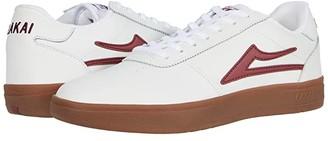 Lakai Manchester XLK (Black/Gum Suede) Men's Shoes