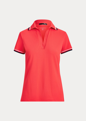 Ralph Lauren Pique Short-Sleeve Golf Shirt