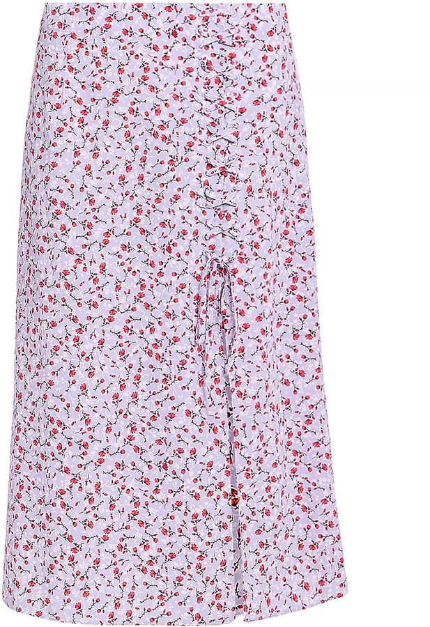 Gwen Printed Skirt