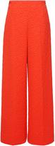 Roland Mouret Tomato Red Preston Trousers