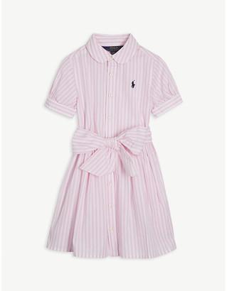 Ralph Lauren Striped cotton dress 2-6 years