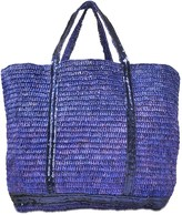 Vanessa Bruno Sequins and raffia Medium + tote