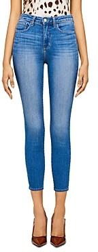 L'Agence Margot High-Rise Skinny Jeans in Camden