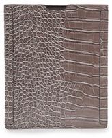 MANGO TOUCH - Croc embossed iPad case