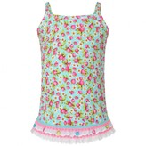 Pate De Sable Pate De SableStrawberry Print Beach Dress
