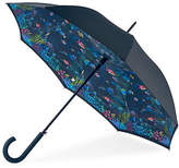 Fulton Bloomsbury Sea Folding Umbrella