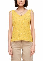 Thumbnail for your product : S'Oliver Women's 120.12.006.12.102.2039139 Cami Shirt