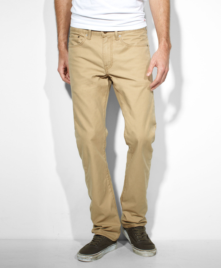 Levi's 513™ Slim Straight Pants