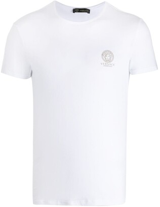 Versace Medusa chest logo T-shirt