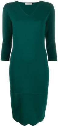 D-Exterior D.Exterior fitted knit dress