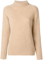 Incotex roll neck sweater