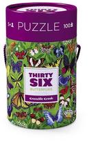 Crocodile Creek Thirty-Six Butterflies Puzzle