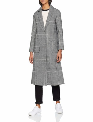New Look Womens Whitney Fleck Db Coat