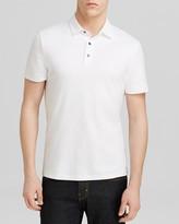 Michael Kors Sleek Logo Polo - Regular Fit