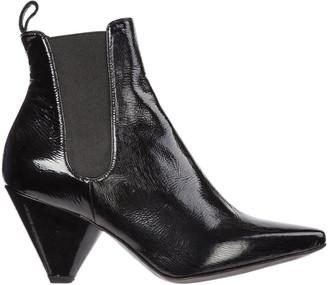 Premiata Flat Sandals Heeled Ankle Boots