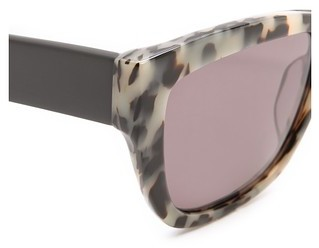Cat Eye Sunday Somewhere Chely Metal Sunglasses