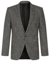 Hugo Boss T-Reece Extra Slim Fit, Italian Wool Alpaca Sport Coat 38R Black