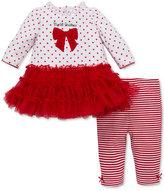 Little Me Baby Girls' 2-Pc. Tutu Tunic & Leggings Set