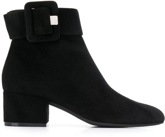 Sergio Rossi Heeled Boots