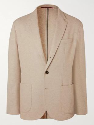 Brunello Cucinelli Cashmere-Jersey Blazer