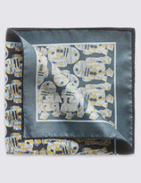 Marks And Spencer Star Warstm Pure Silk Watercolour Handkerchief