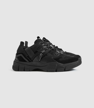 Reiss Liam - Low-top Trainers in Black
