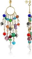 Antica Murrina Veneziana Brio - Murano Glass Bead Chandelier Earrings