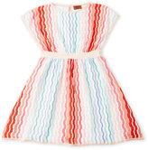 Missoni Girls 7-16) Multicolor Knit Dress