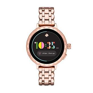 Kate Spade Women's Scallop 2 Touchscreen smartwatch Watch with Stainless Steel Strap