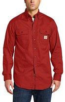 Carhartt Flame - resistant Twill Shirt