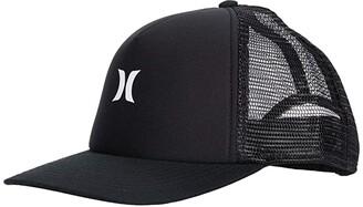 Hurley Icon Trucker Hat (Black) Caps