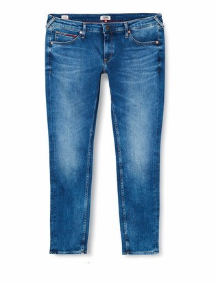 Tommy Jeans Women's Sophie Low Rise Skinny Mnm Straight Jeans