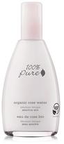 100% Pure 100 Pure Organic Rose Water Sensitive Skin: Emulsion Tonique