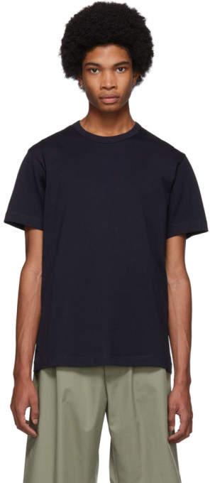 Comme des Garcons Navy Forever T-Shirt