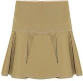 Chloé Wool-blend miniskirt