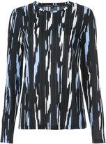 Proenza Schouler long sleeve sweater - women - Cotton - 0