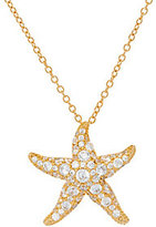 Elizabeth Taylor As Is The Starfish Necklace