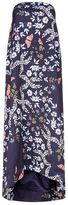 Ted Baker Megadon Strapless Maxi Dress