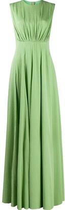 Emilia Wickstead Sleeveless Evening Dress