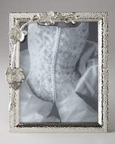 "Michael Aram White Orchid 8"" x 10"" Photo Frame"