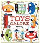 Candlewick Press Toys Galore