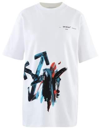 Off-White Off White Tomboy Arrow Print T-Shirt