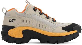 Caterpillar Intruder Leather Boots