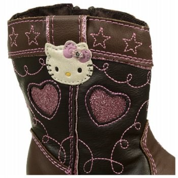 Hello Kitty Kids' Cowgirl Kitty Toddler