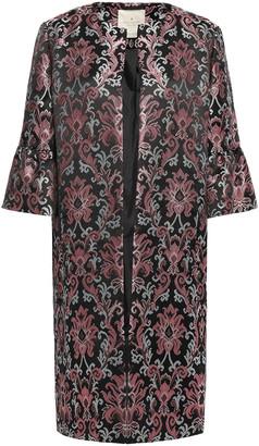 Kate Spade Brocade Coat