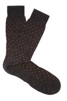 Pantherella Hackney wool-blend socks